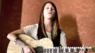 "Cassadee Pope - ""Secondhand"" (Acoustic)"