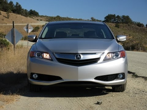 2013-2014 Acura ILX 2.4 Review and Road Test