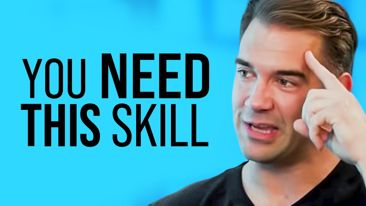 Lewis Howes REVEALS The One SKILL You Need to be SUCCESSFUL   Impact Theory