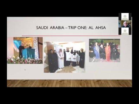 Fielding Alumni Focus Webinar - Higher Education in Saudi Arabia and the United Arab Emirates