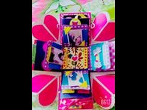 Regalo para mi enamorado gift for my boyfriend caja - Caja decorada con fotos ...
