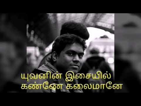Neenda Malare - Kanne Kalaimane - Yuvan Shankar Raja Musical Mp3
