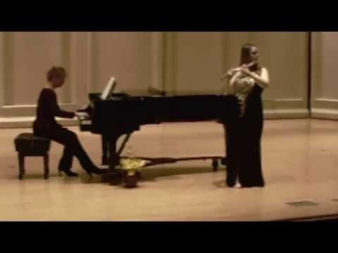 Brittany DeLong Senior Recital  Pavane  Gabriel Fauré
