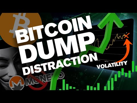 BITCOIN Dump Distraction😱 Chart Signals Bull Breakout! War On Privacy Coins Begins!