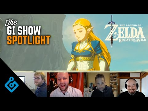Developers Weigh In On The Legend Of Zelda: Breath Of The Wild's Brilliance
