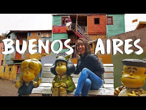QUÉ HACER EN BUENOS AIRES | PARTE 1