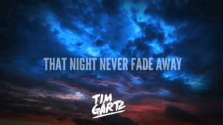 Tim Gartz - Nights Light Blue (Official Lyric Video)