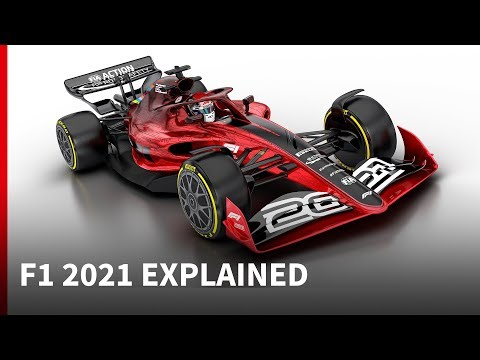 F1s 2021 rule changes: 10 things you need to know