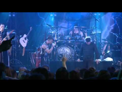 SALTATIO MORTIS - Daedalus live (Official)   Napalm Records