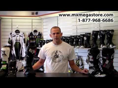 Motocross Boots, ATV Boots, Dirt Bike Boots - Your Questions Answered