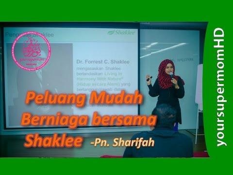 Peluang Business dengan Shaklee