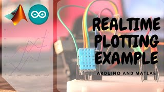 Realtime graph plotting : Arduino and Matlab