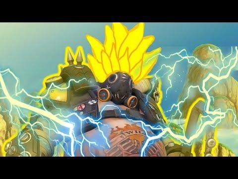 HARBLEU SUPER SAIYAN CTF COMEBACK - Overwatch