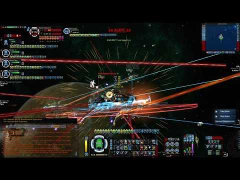 Star Trek Online - Heavy Escort Carriers in CSA feat. DPS After Dark