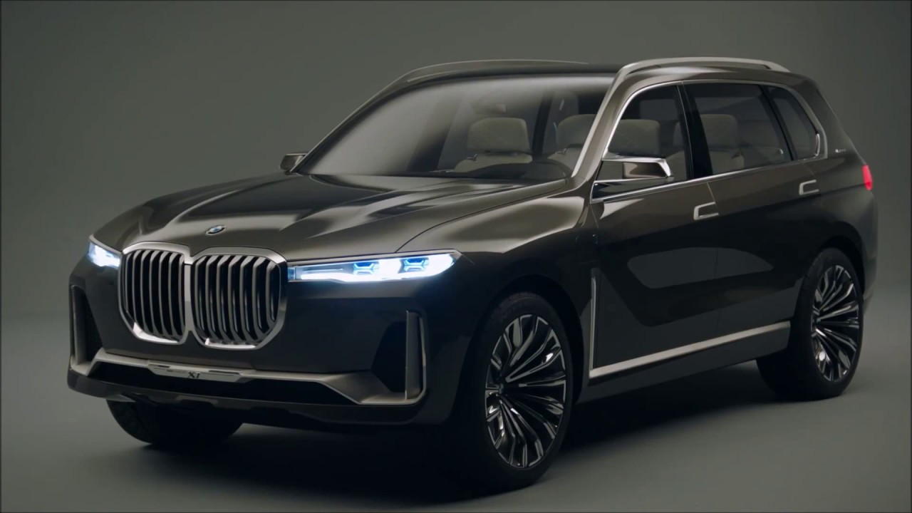 2018 Bmw X7 Interior Exterior And Drive Youtube