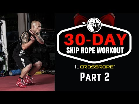 Learn to Skip Rope in 30 Days | Days 11-20