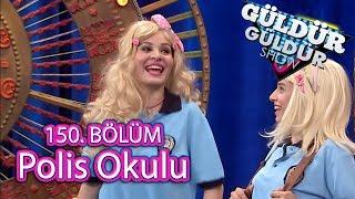 Güldür Güldür Show 150. Bölüm,  Polis Okulu