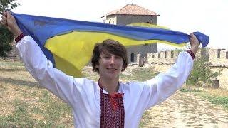 Акція «Молодь вітає Незалежність» до 25-річчя Незалежності України.