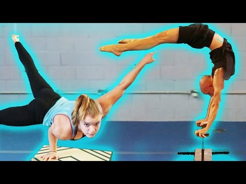 Insane Circus Tricks