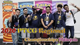 【PTCG】2020 Pokemon TCG Regional Championships Malaysia!!