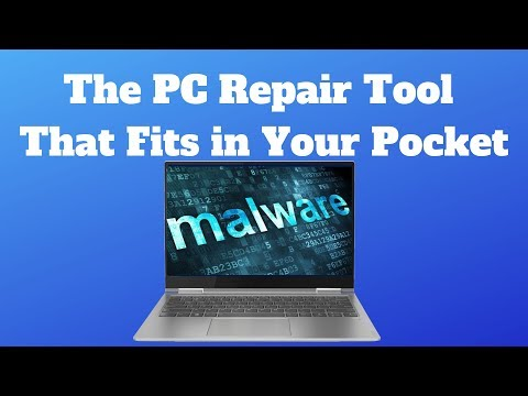 PC Repair Tool That Fits In Your Pocket
