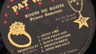 Prince Hammer - Righteous Man - 1979