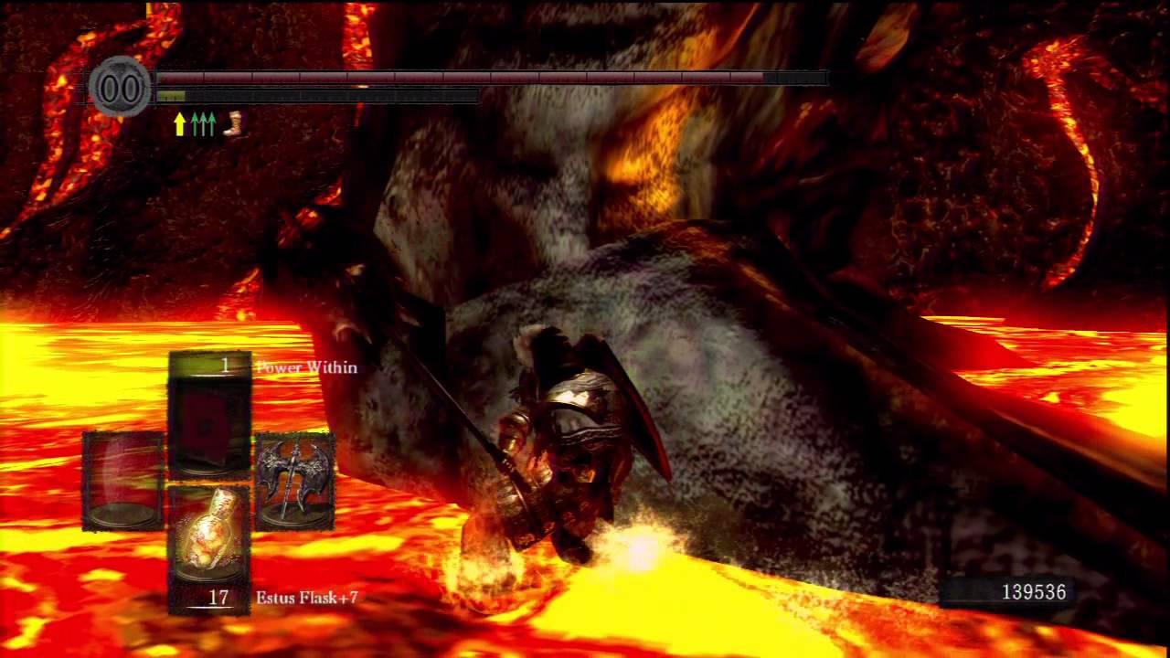Dark Souls How To Skip...