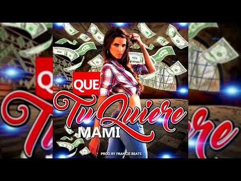 La Manta ft  King Raylon   Dime Que Tu Quiere Mami   Audio Oficial
