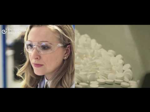 Irish Pharmaceutical Business Chanelle's #GlobalAmbition Story