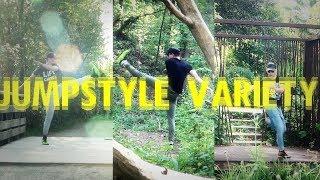 "My Three Dance 2018 ""Green nature"" (Jumpstyle variety)"