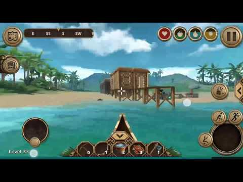 Survival Island: Evolve (Gameplay: How to get Stone, Clay and Sand) Part III (Android)