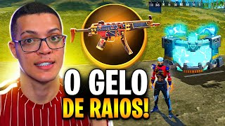 🔥 GARENA QUER INOVAR! AS SKINS DE RAIO DO FREEFIRE - LIVE ON DE FREEFIRE CEROL!