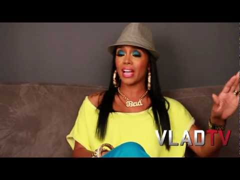 Rasheeda Discusses Beef With K. Michelle