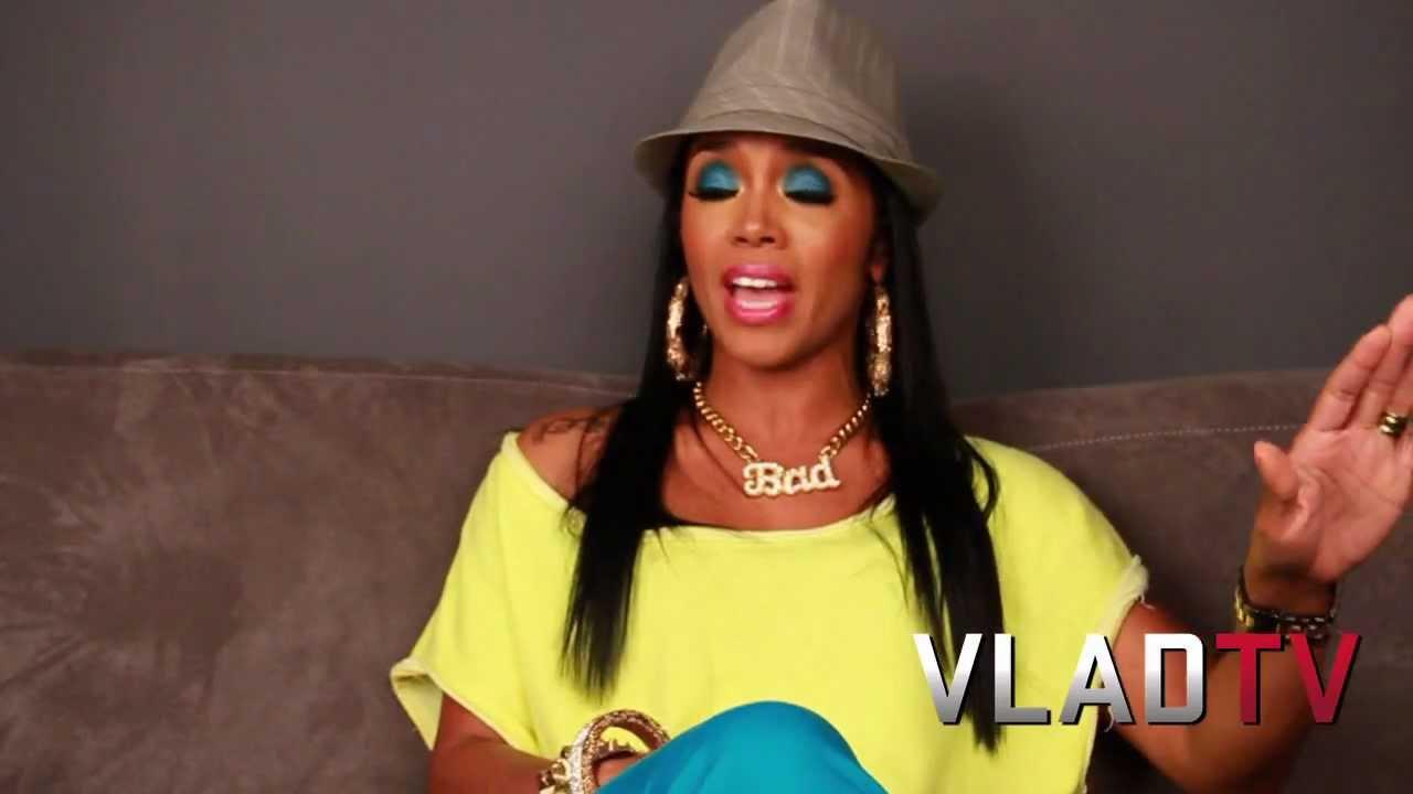 Rasheeda Discusses Beef With K. Michelle - YouTube K Michelle And Rasheeda 2013