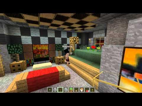 Minecraft comment cr er une belle maison doovi - Minecraft comment creer une belle maison ...