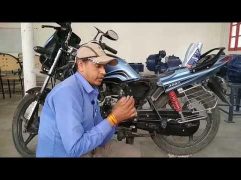 BIKE FULL SERVICING AT HOME IN HINDI
