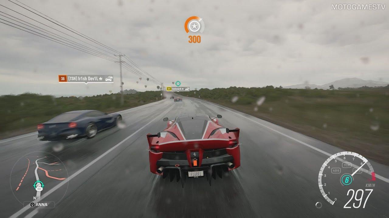 Forza Horizon 3 [XOne] - Ferrari FXX K Gameplay - YouTube