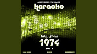 Deine Spuren Im Sand (In the Style of Howard Carpendale) (Karaoke Version)