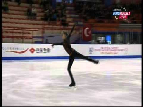 Julia Lipnitskaya - 2013 World Junior Championships - SP