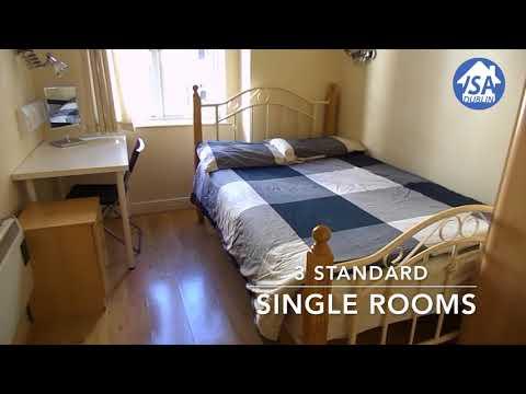 Emmet Place Dublin student apartment