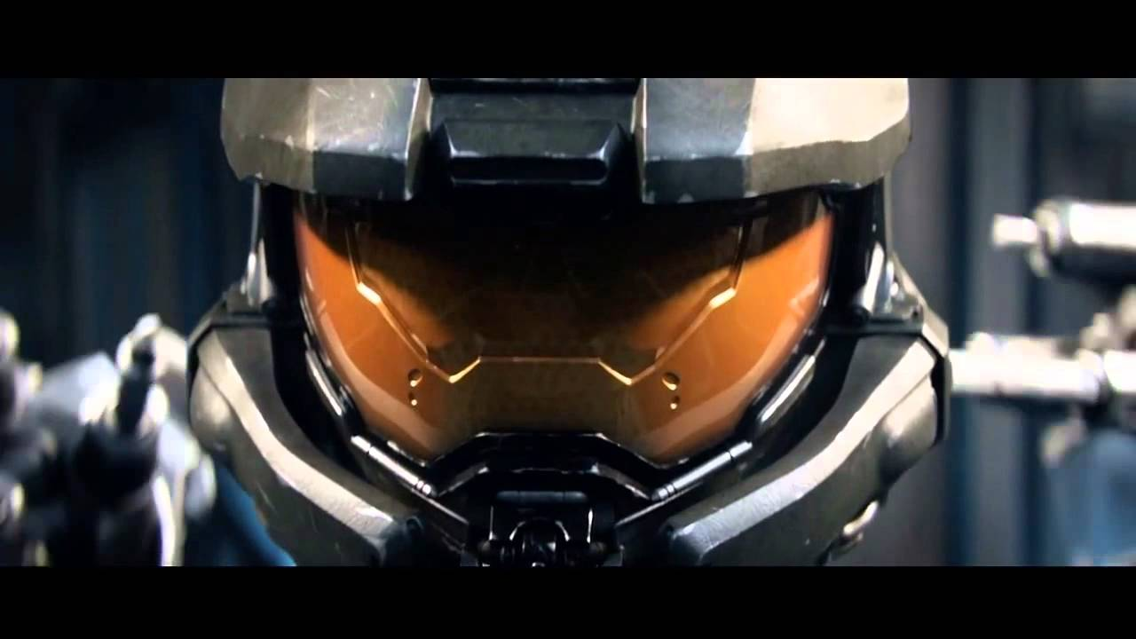 Master Chief S Face Halo 4 Legendary Ending