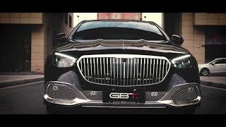 GBT 2021 latest body kit for Mercedes-benz E model