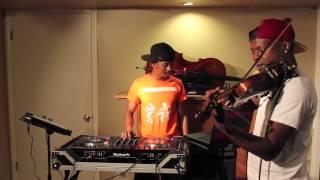 "The Mad Violinist & DJ Bronzze - Future ""Blow A Bag"""