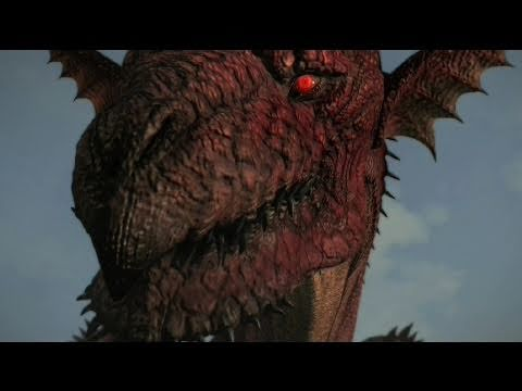 Dragon's Dogma - Captivate 2011: Debut Gameplay Trailer (2011) OFFICIAL | HD