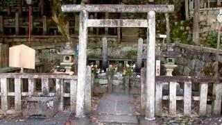 坂本竜馬の墓2016年.