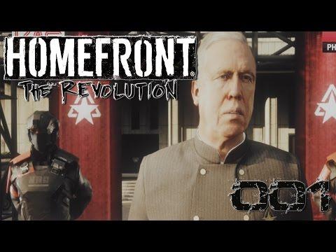 Homefront – The Revolution | #001 | Wenn Widerstand zur Pflicht wird