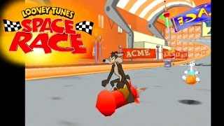 Looney Tunes: Space Race ... (PS2)