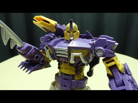Mastermind Creations SPARTAN (Impactor): EmGo's Transformers Reviews N' Stuff