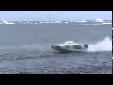 2014 DougWright offshore boat racing
