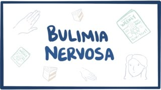 Bulimia nervosa - causes, symptoms, diagnosis, treatment & pathology